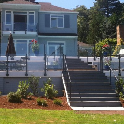 front yard landscaping Issaquah